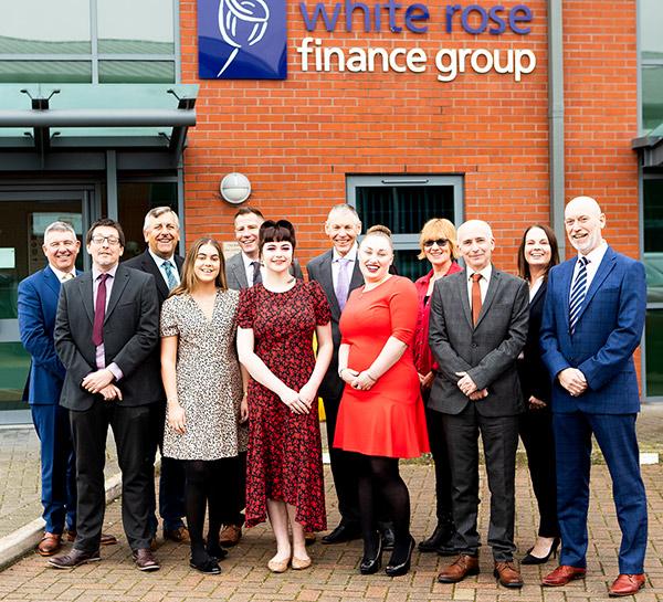 White Rose Finance Team